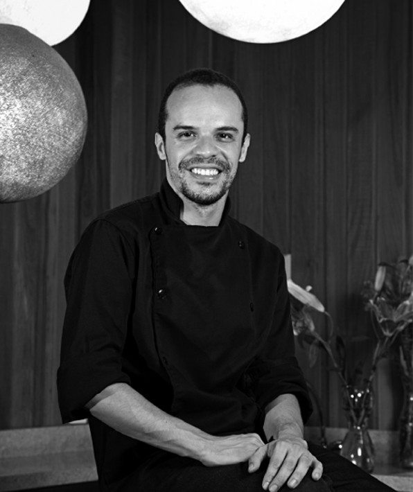 Jardim Royal - O Chef Lucas Batista